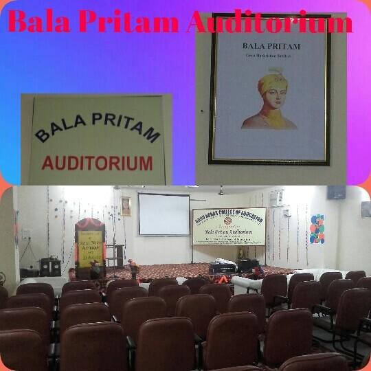 Bala Pritam Auditorium